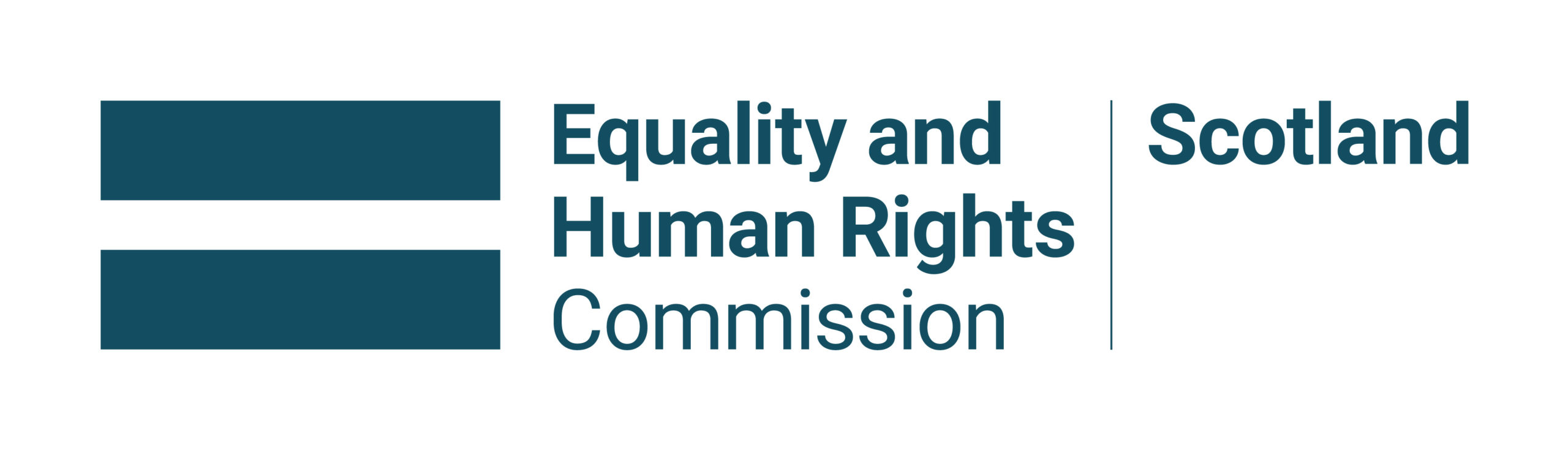 Equality and Human Rights Commission Scotland Logo